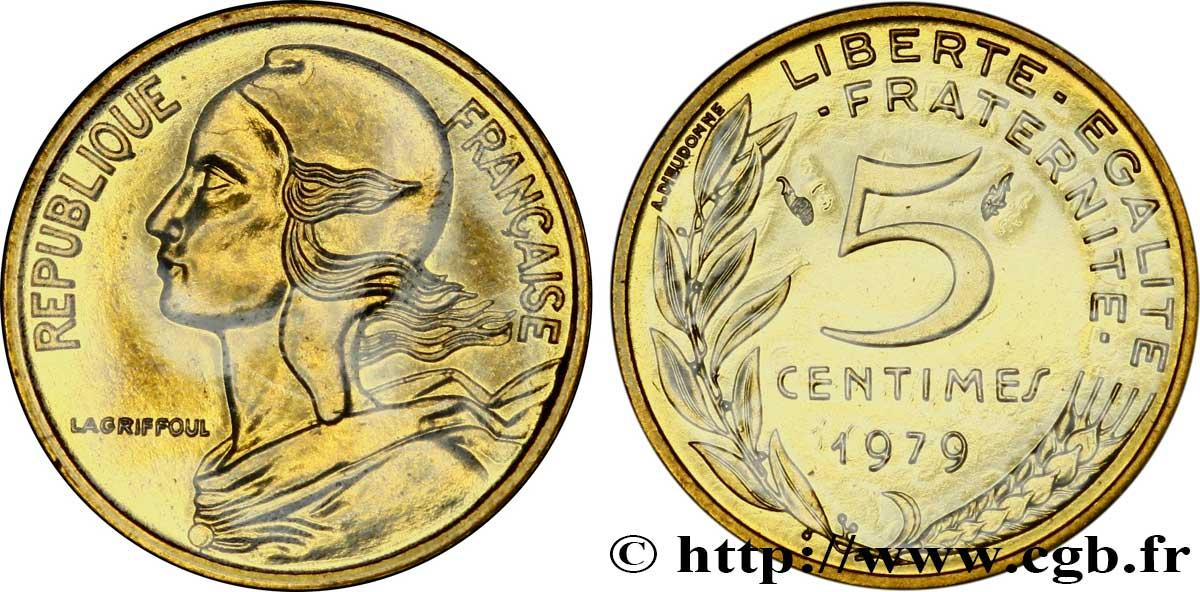 1979 republique francaise coin