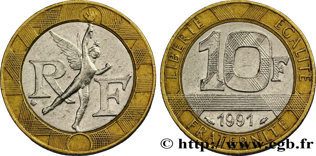 piece de monnaie 10 francs
