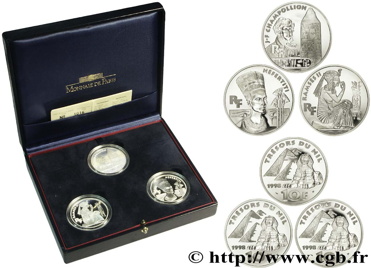 monnaie de paris france 98 10 francs