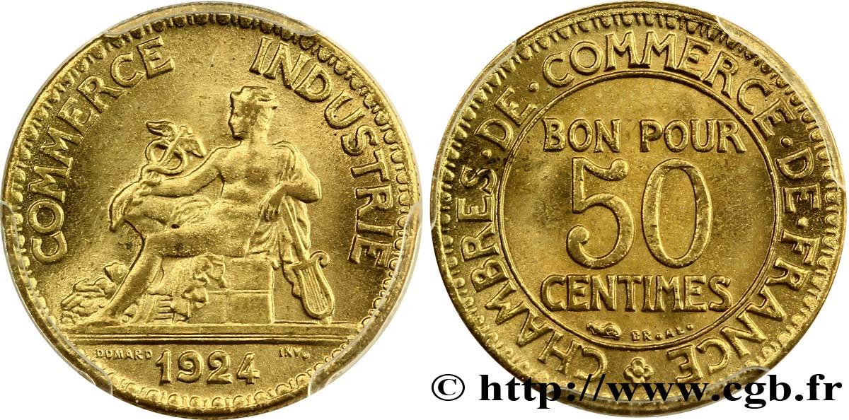 50 centimes chambres de commerce 1924 paris fmd for Chambre de commerce franco colombienne