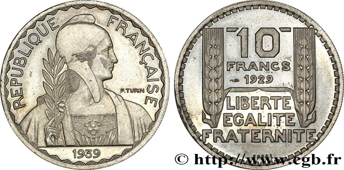 Préparation de la 20 francs Pétain, grand module, 30 mm, 9 g - Essai en cupro-nickel n.d. Paris GEM.174 10 SPL64