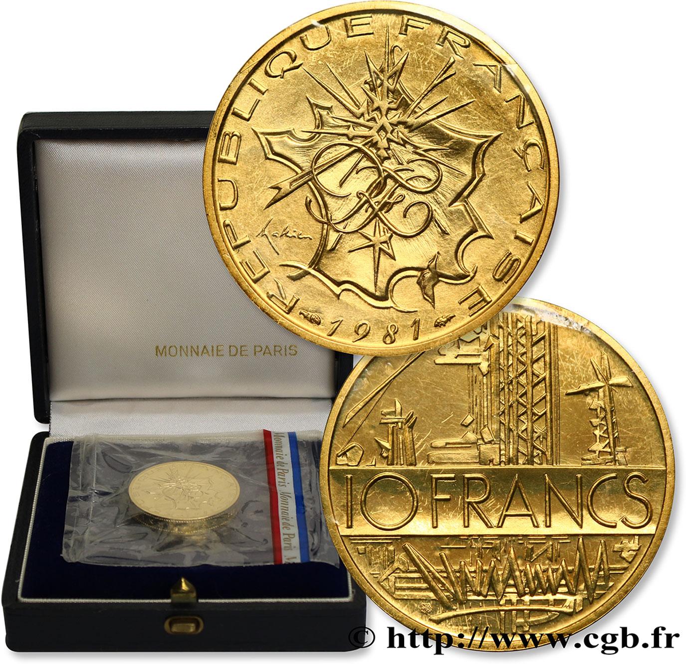 monnaie de paris 10 francs