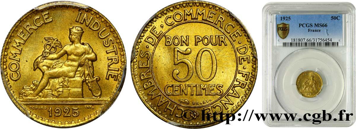 50 centimes chambres de commerce 1925 paris fmd for Chambre commerce industrie paris
