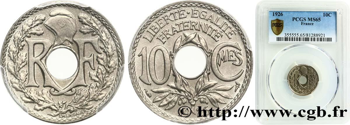 10 centimes Lindauer 1926 F 138/13