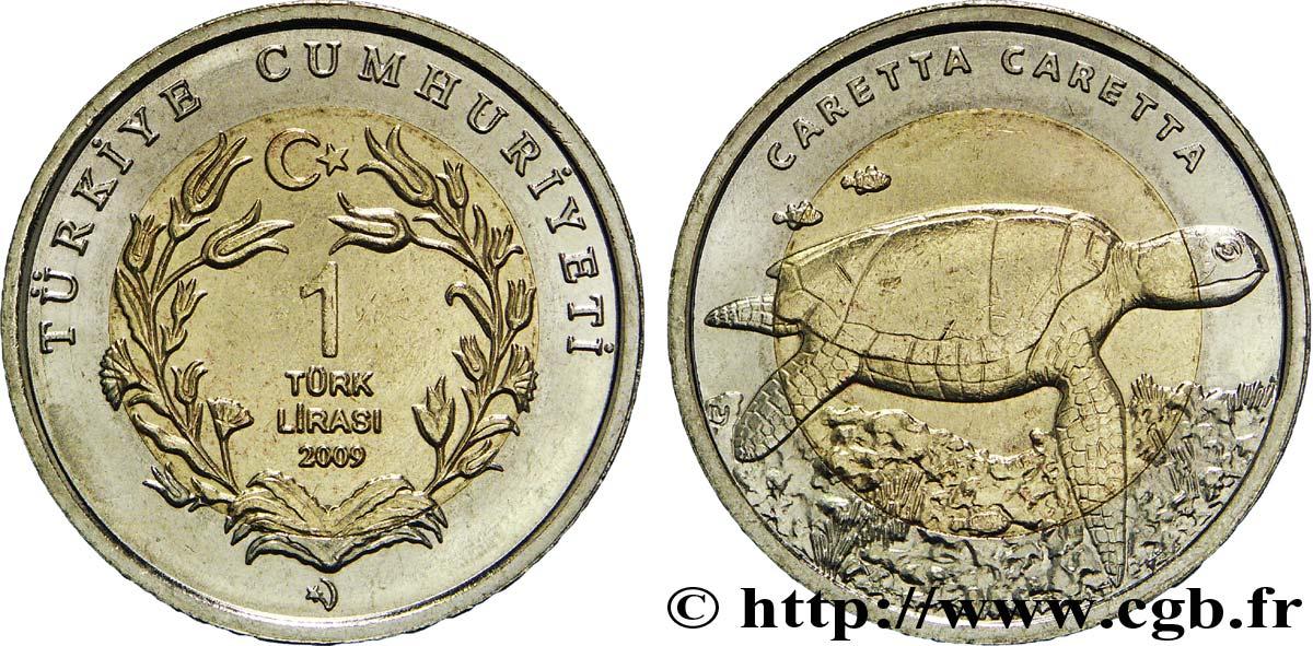 New Lira 2009. Turquía Fwo_216360