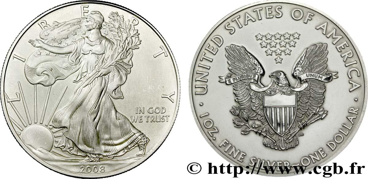1 Oz Fine Silver One Dollar 1999