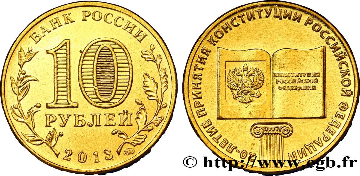 Constitutions de la Fédération de Russie