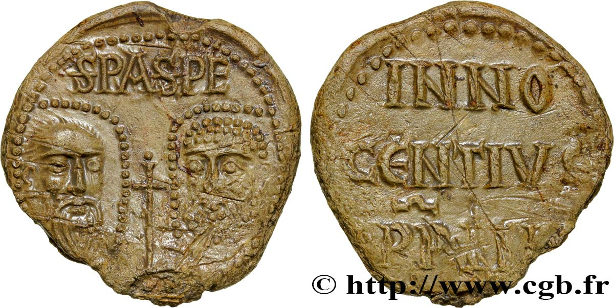 VATICAN - INNOCENT III Bulle papale n.d. Rome SUP