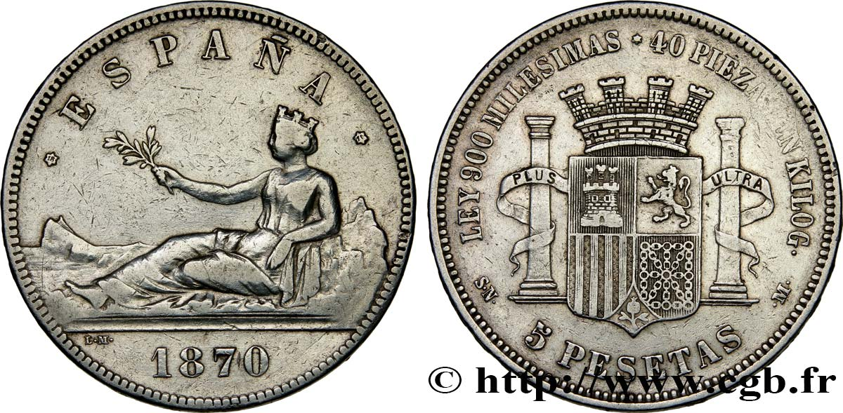 Coin 1957 francisco franco caudillo de espana por la g de dios 50 ptas
