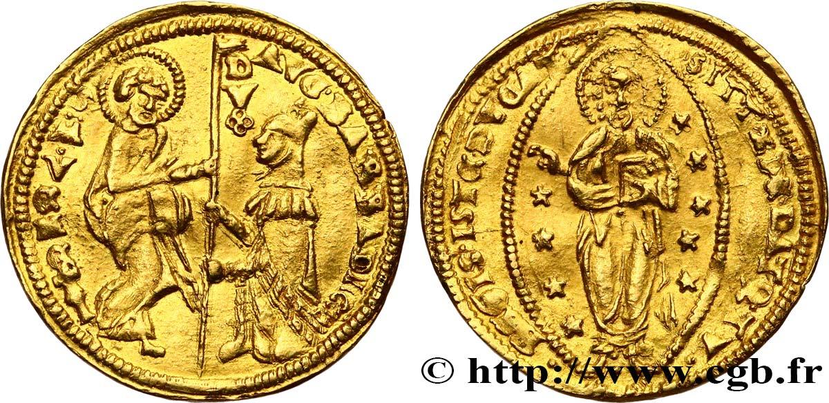 ITALIE - VENISE - AUGUSTIN BARBARIGO (74e doge) Zecchino (Sequin) n.d. Venise TTB