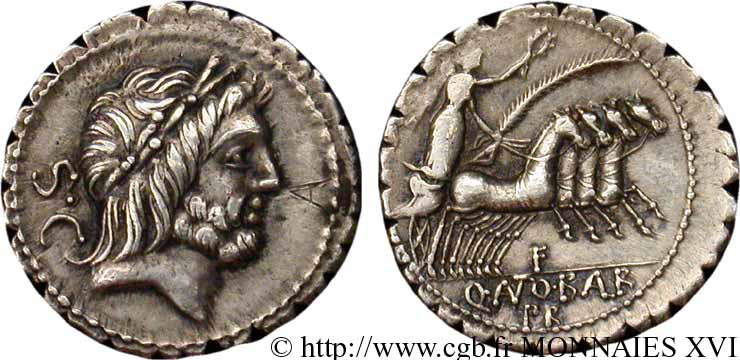 ANTONIA Denier serratus SUP