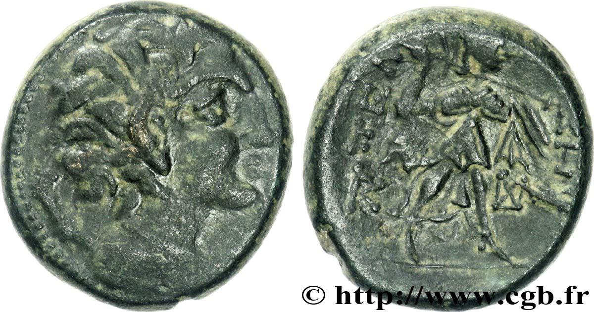 Apollon Ligue Tessalienne Grecque -thessalie Unité Athéna