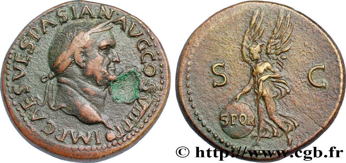 Dupondius de Vespasien V59_0346
