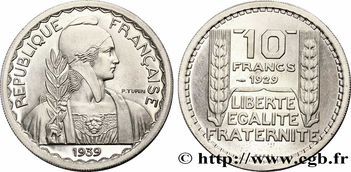 Préparation de la 20 francs Pétain, grand module, listel large, 31 mm, 11 g - Essai en cupro-nickel n.d. Paris Maz.2606 b FDC