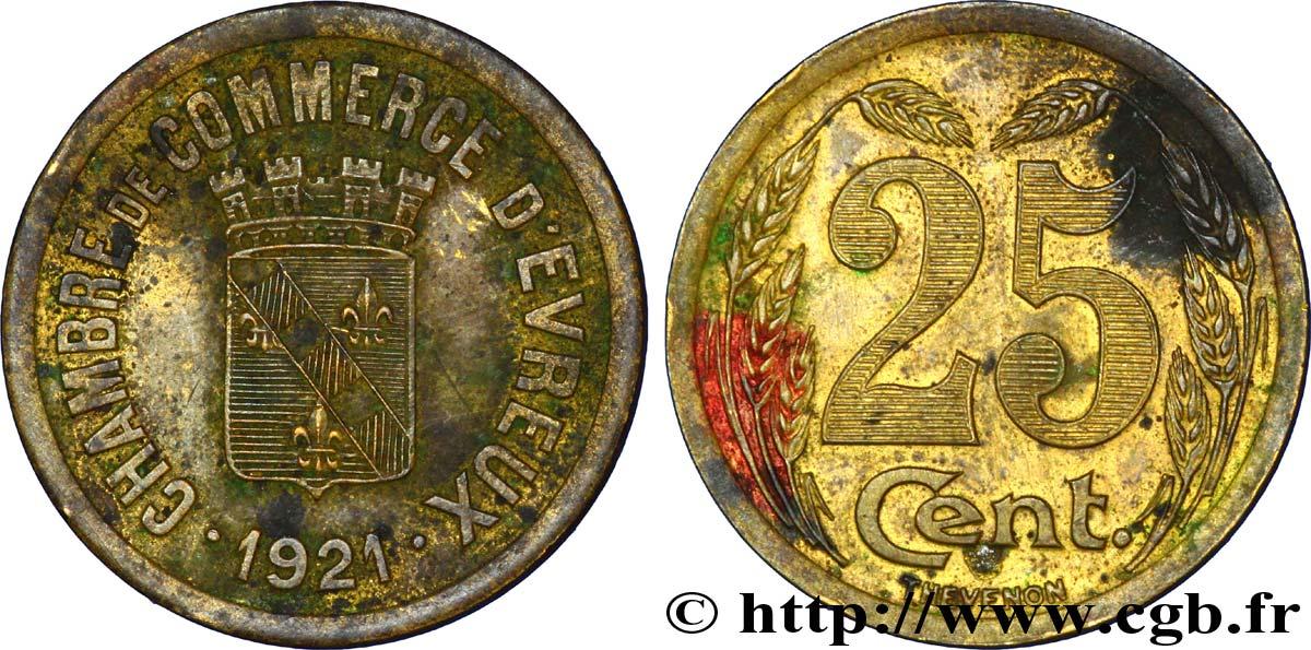 Chambre de commerce d evreux essai 25 centimes evreux ttb for Chambre de commerce evreux