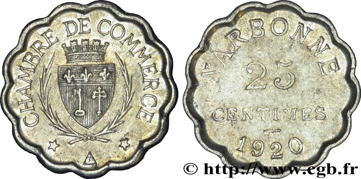 Chambre de commerce 25 centimes narbonne fnc 237864 for Chambre de commerce caraquet