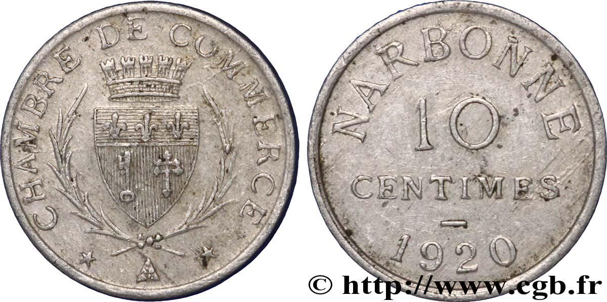 Chambre de commerce 10 centimes narbonne fnc 238952 for Chambre de commerce franco colombienne