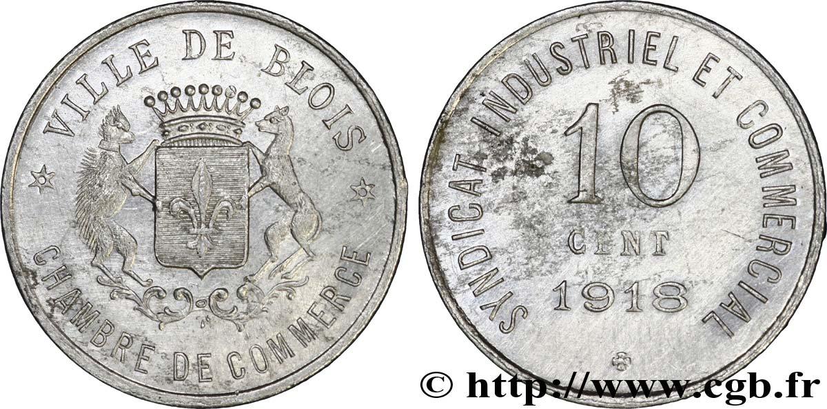 Chambre de commerce ville de blois 10 centimes blois fnc 240890 monete di necessit - Chambre de commerce de blois ...