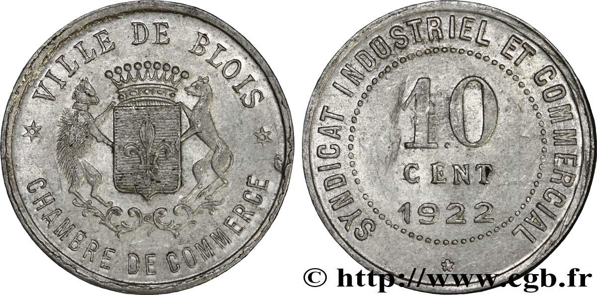 Chambre de commerce ville de blois 10 centimes blois ttb fnc 240891 n cessit - Chambre de commerce de blois ...