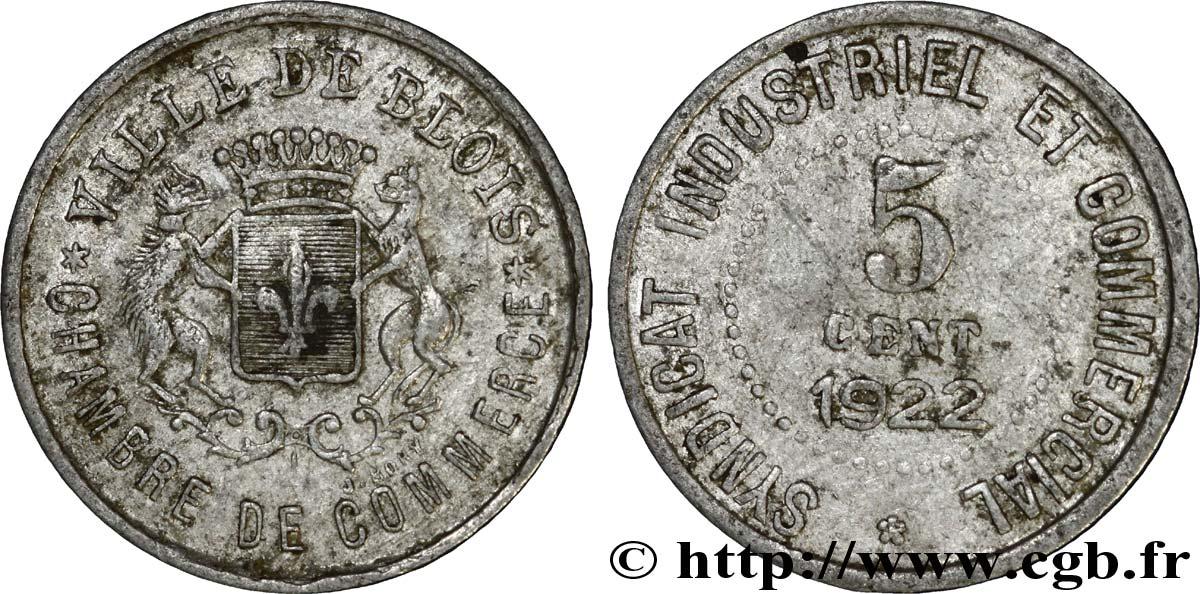 Chambre de commerce ville de blois 5 centimes blois fnc 240895 n cessit - Chambre du commerce blois ...