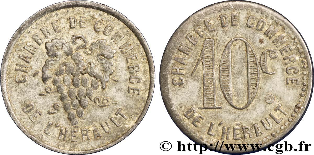 Chambre de commerce de l herault 10 centimes fnc 243234 for Chambre de commerce essonne
