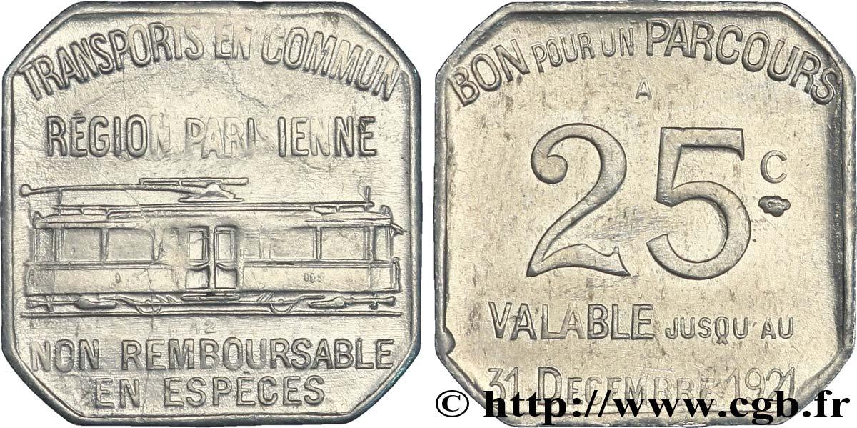 transports en commun region parisienne 25 centimes paris fnc 257254 n cessit. Black Bedroom Furniture Sets. Home Design Ideas