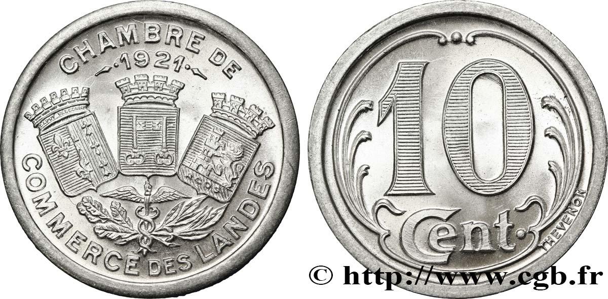 Chambre de commerce des landes 10 centimes fnc 338089 for Chambre de commerce biarritz