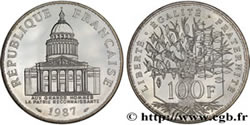 ARGENT – 100 Francs FRANCE 13,5 Gr Argent Fin