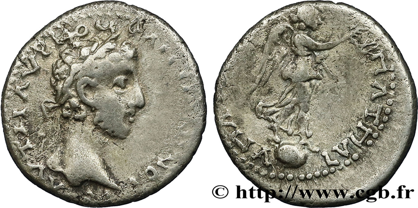 COMMODUS Didrachme SS