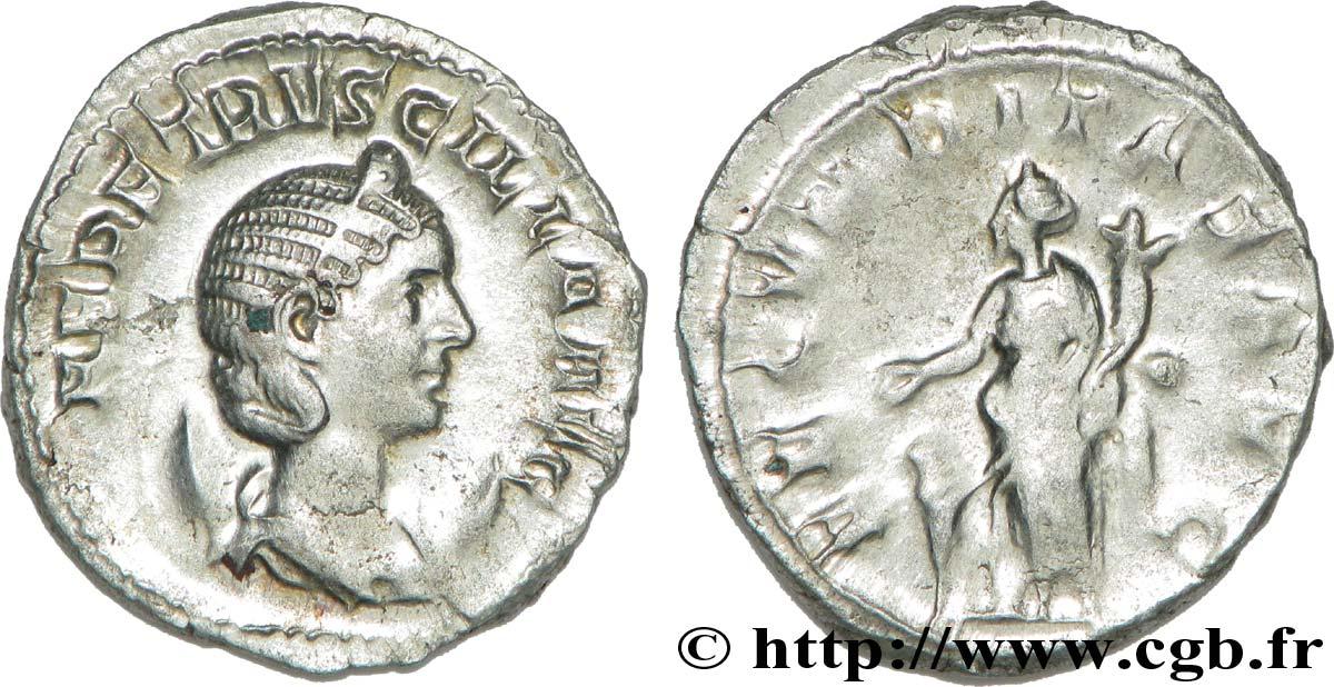 HERENNIA ETRUSCILLA Antoninien
