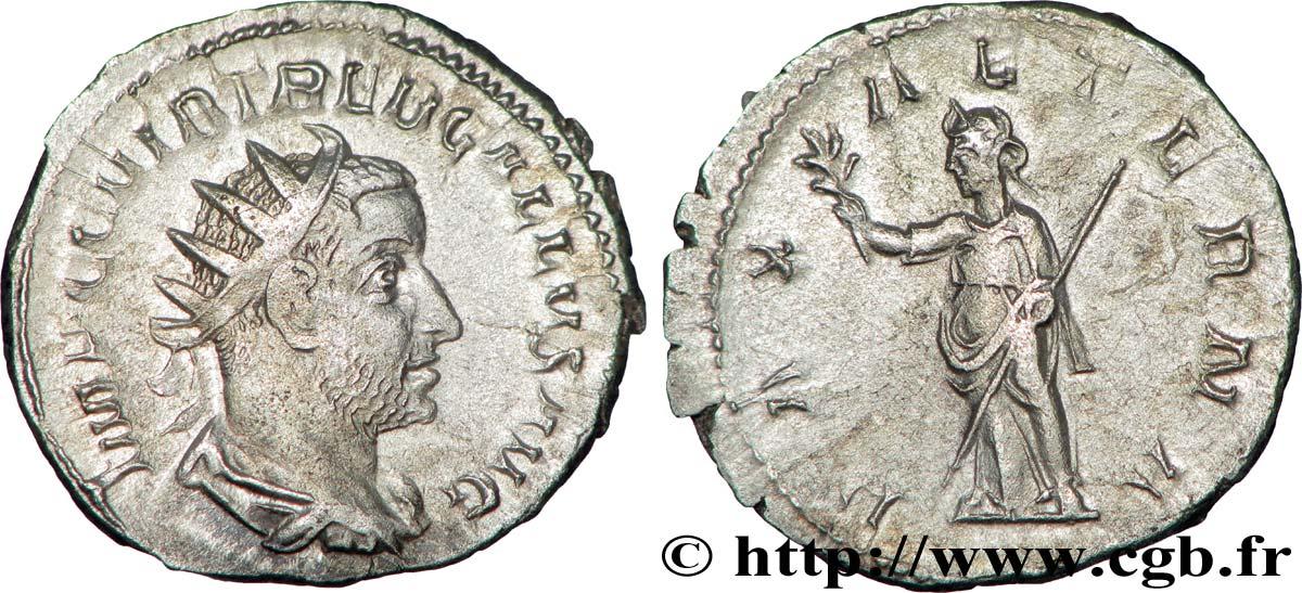 trebonianus gallus antoninien au au brm 307824 roman coins. Black Bedroom Furniture Sets. Home Design Ideas
