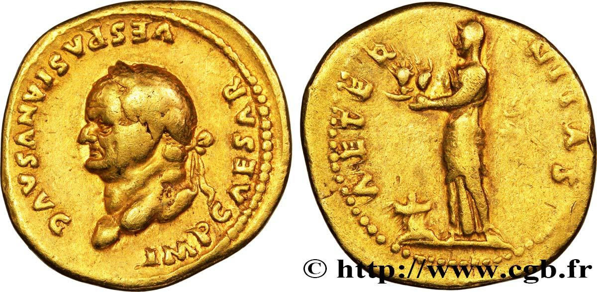 VESPASIAN Aureus brm_349778 Roman coins