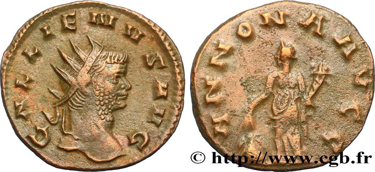 Gallienus ANNONA Brm_432352