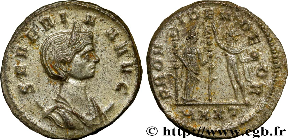 SEVERINA Aurelianus MS