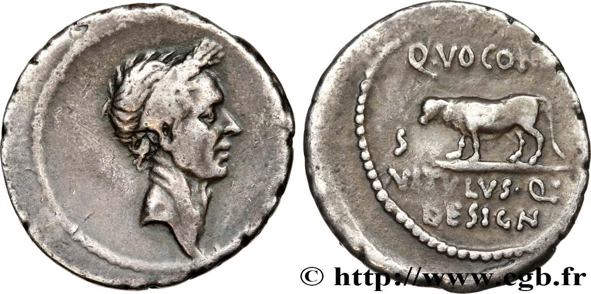 Julius caesar denier brm482228 roman coins julius caesar denier xf freerunsca Images
