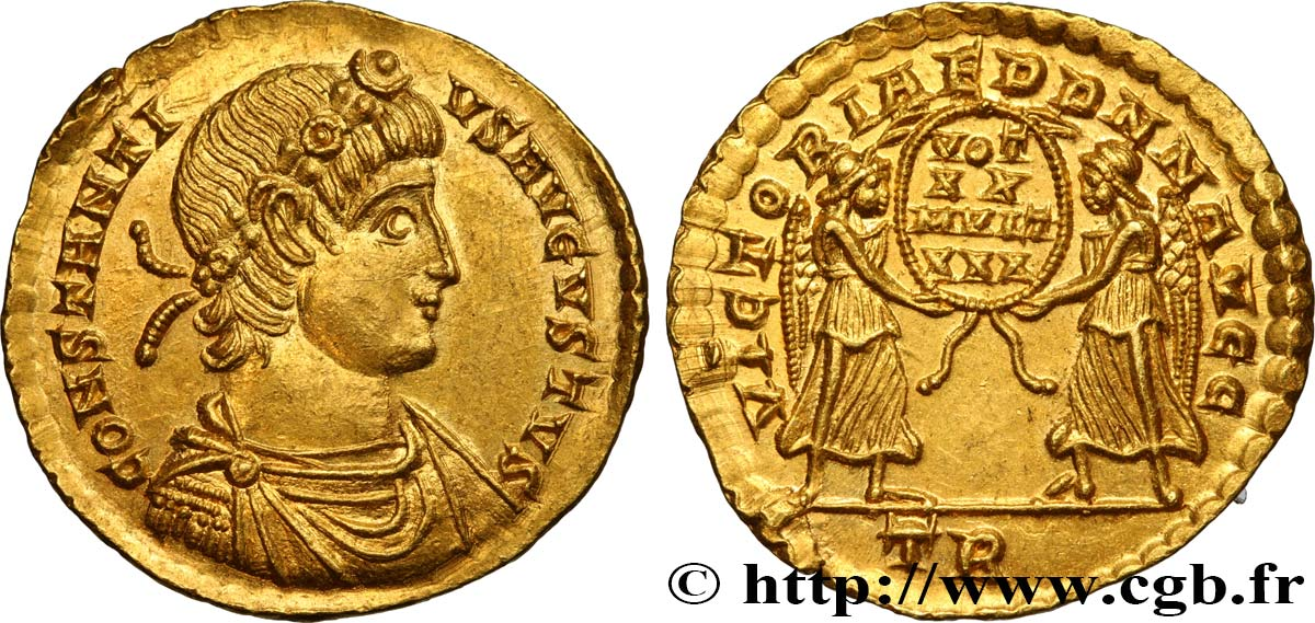 CONSTANCE II Solidus FDC