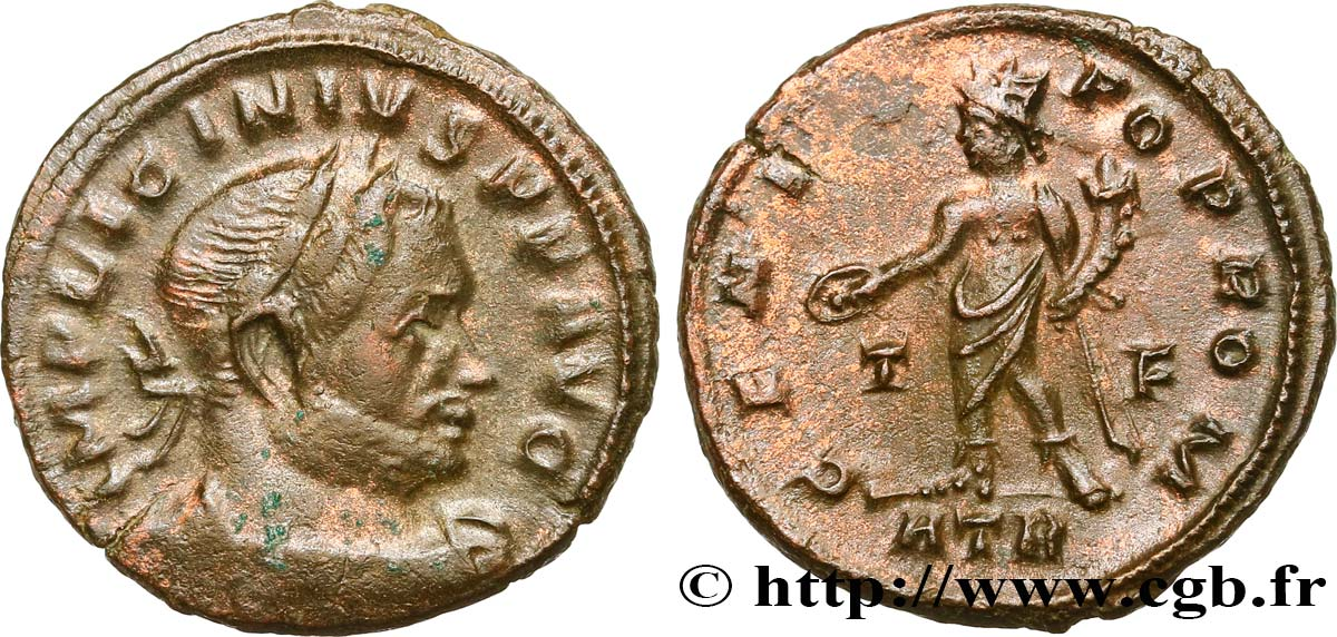 LICINIUS I Follis ou nummus XF