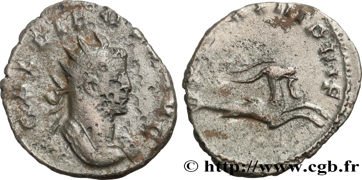 GALLIENUS Antoninien VF