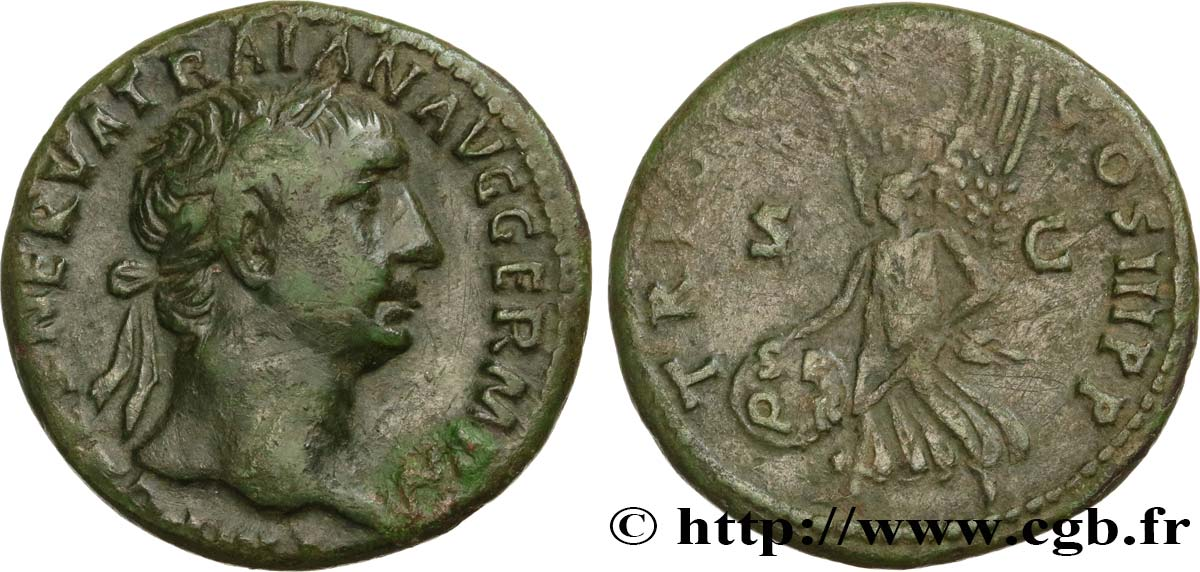 TRAJANUS As VF