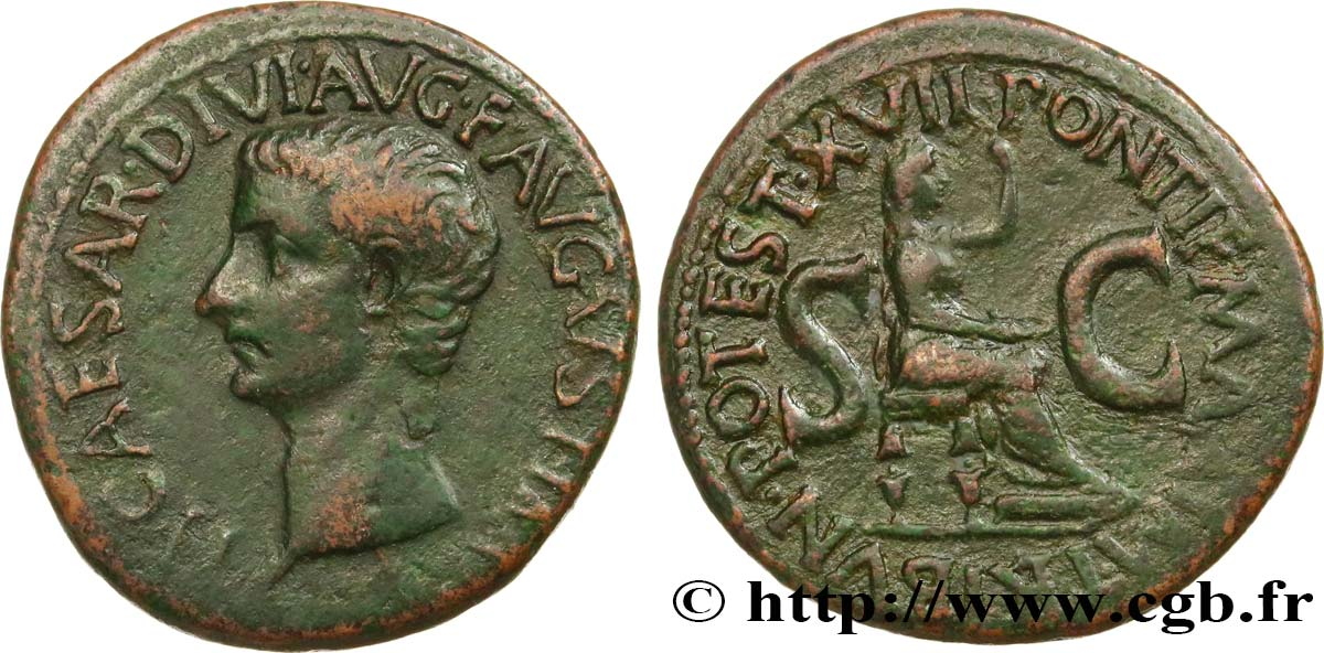 TIBERIUS As XF