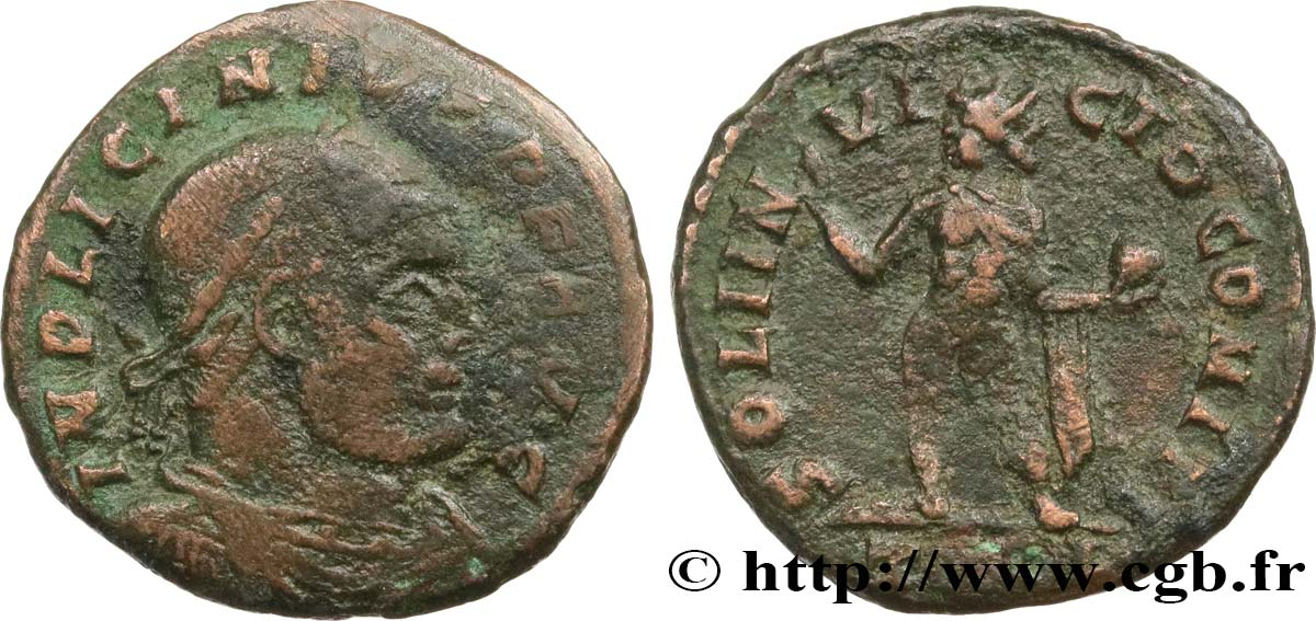 LICINIUS I Follis ou nummus S