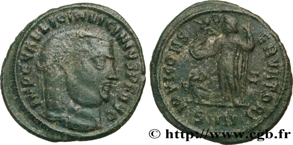 LICINIUS I Follis ou nummus VF
