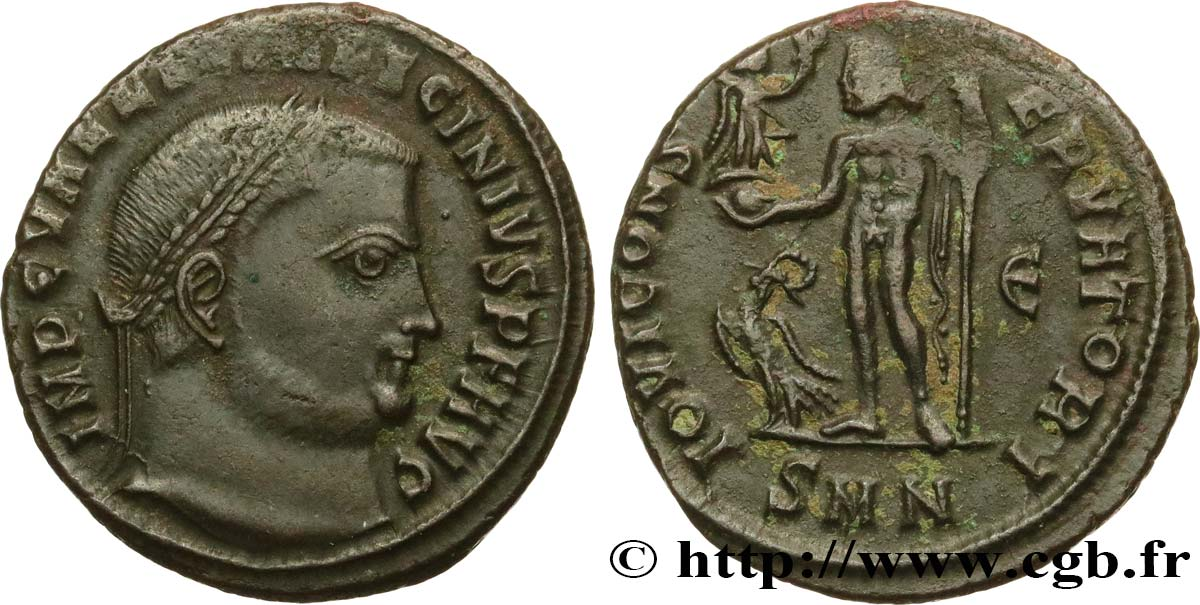 LICINIUS I Follis ou nummus SS