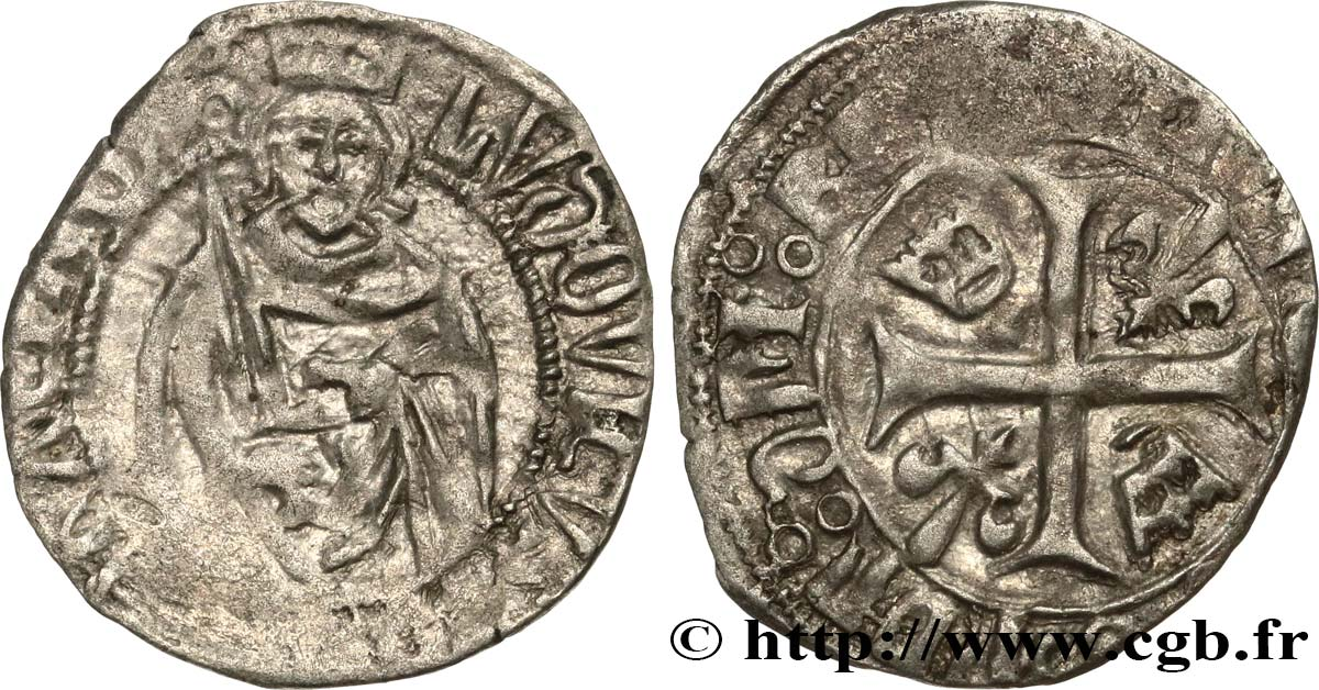 LOUIS XI THE  PRUDENT  Hardi n.d. Bordeaux VF